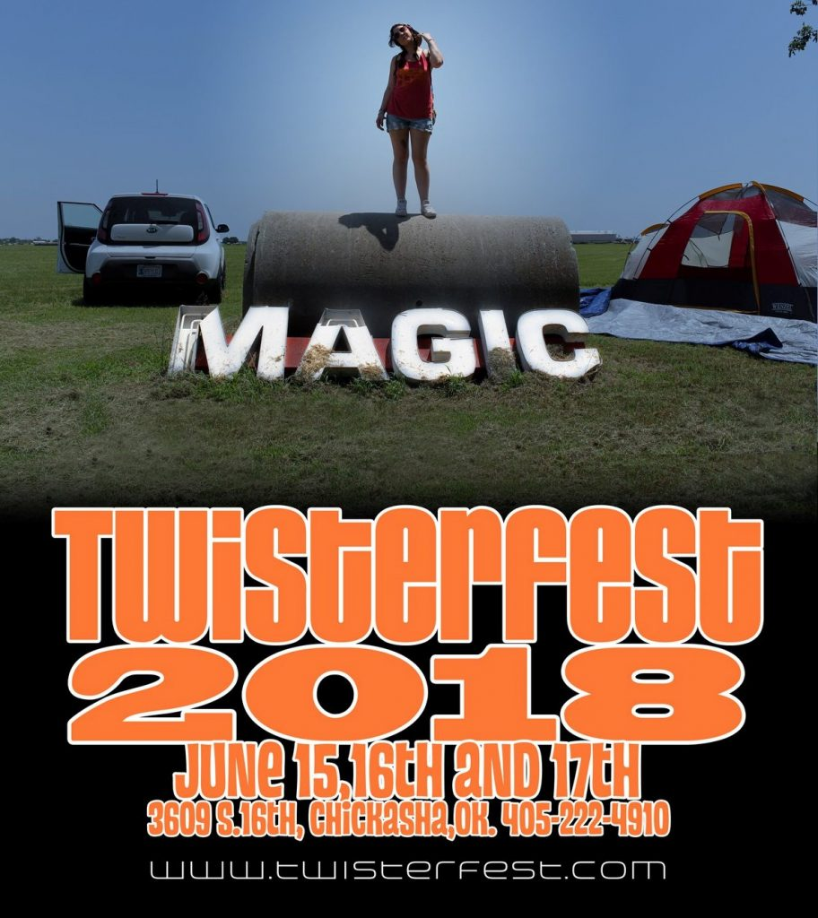 Muscle Car Ranch 4th Twister Fest Twisterfest